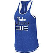 Colosseum Women's Duke Blue Devils Duke Blue Tammy Tank Top