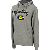 Colosseum Women's Grambing State Bulldogs Grey Pullover Hoodie