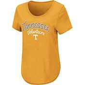 Colosseum Women's Tennessee Volunteers Tennessee Orange Rule Breaker T-Shirt