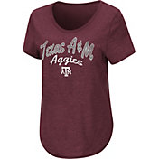 Colosseum Women's Texas A&M Aggies Maroon Rule Breaker T-Shirt