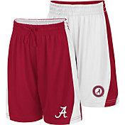 Colosseum Youth Alabama Crimson Tide Crimson/White Dino Reversible Shorts