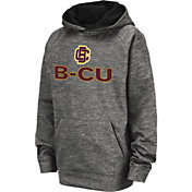 Colosseum Youth Bethune-Cookman Wildcats Grey Pullover Hoodie