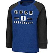 Colosseum Toddler Duke Blue Devils Duke Blue Squidward Long Sleeve T-Shirt