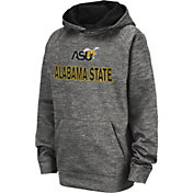 Colosseum Youth Alabama State Hornets Grey Pullover Hoodie