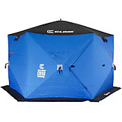 Clam C-890 Thermal Hub Shelter 6-Person Ice Fishing Shelter