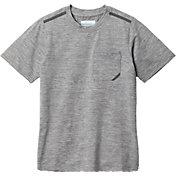 Columbia Boys' Tech Trek Short Sleeve T-Shirt