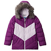 Columbia Girls' Arctic Blast Insulated Jacket