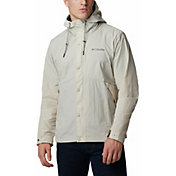 Columbia Men's Baxter Falls Full-Zip Rain Jacket
