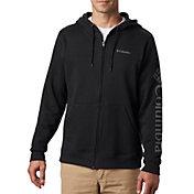 Columbia Men's Graphic Fleece Full-Zip Hoodie