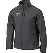 Columbia Men's DC United Gray Ascender Softshell Jacket
