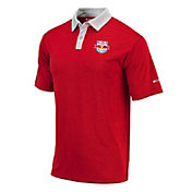 Columbia Men's New York Red Bulls Omni-Wick Range Red Performance Polo