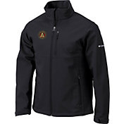 Columbia Men's Atlanta United Black Ascender Softshell Jacket