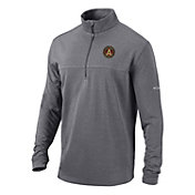 Columbia Men's Atlanta United Soar Quarter-Zip Grey Pullover Shirt
