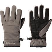 Columbia Men's Royal Run Softshell Gloves
