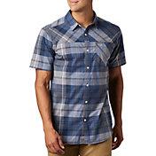 Columbia Men's Thompson Hill Yard Dye Short Sleeve Shirt