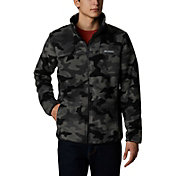 Columbia Men's Winter Pass Full-Zip Sherpa Fleece Jacket (Regular and Big & Tall)