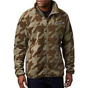 Columbia Men's Winter Pass Full-Zip Sherpa Fleece Jacket (Regular and Big & Tall)