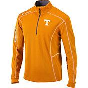 Columbia Men's Tennessee Volunteers Tennessee Orange Shotgun Quarter-Zip Shirt