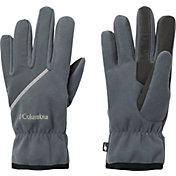 Columbia Men's Wind Bloc Fleece Gloves
