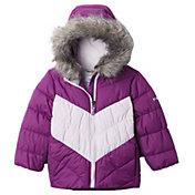 Columbia Toddler Girls' Artic Blast Jacket
