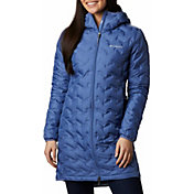 Columbia Women's Delta Ridge Long Down Jacket
