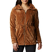 Columbia Women's Fire Side Long Full Zip Sherpa Jacket