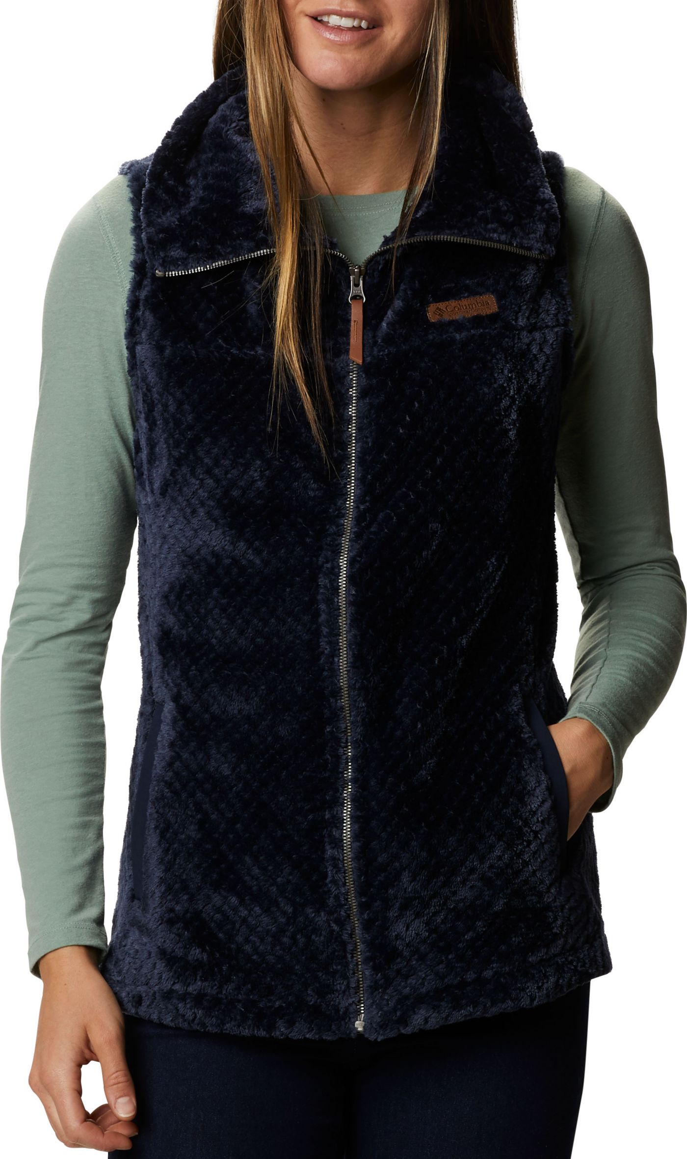 Columbia Women's Fire Side Sherpa Vest Jacket