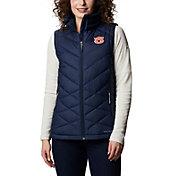 Columbia Women's Auburn Tigers Blue Heavenly Full-Zip Jacket