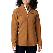 Columbia Women's Northern Reach Sherpa Full Zip Pullover