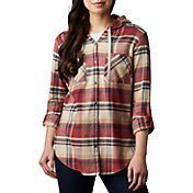 Columbia Women's Anytime Stretch Hooded Shirt