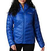 Columbia Women's Snow Country Hooded Insulated Jacket