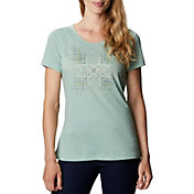 Columbia Women's Daisy Days Short Sleeve Graphic T-Shirt