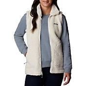 Columbia Women's Winter Pass Sherpa Vest Jacket