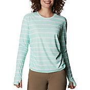 Columbia Women's Sun Deflector Summerdry Long Shirt T-Shirt
