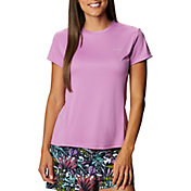 Columbia Women's Zero Ice Cirro Cool Short Sleeve T-Shirt