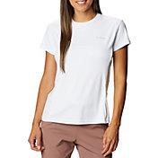 Columbia Women's Zero Ice Cirro Cool Short Sleeve T-Shirt