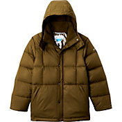 Columbia Boys' Forest Park Down Hood Puffer Jacket