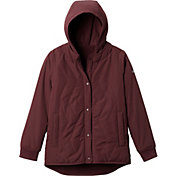 Columbia Girls' Split Paths Reversible Winter Jacket