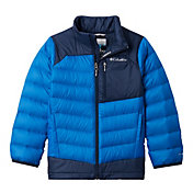 Columbia Boys' Autumn Park Insulated Down Jacket