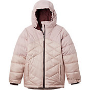 Columbia Girls' Winter Powder Quilted Waterproof Jacket