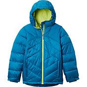 Columbia Boys' Winter Powder Quilted Waterproof Jacket