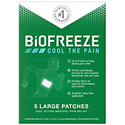Biofreeze Patch 5 Pk