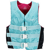 Connelly Women's 3-Belt Tunnel Nylon Life Vest