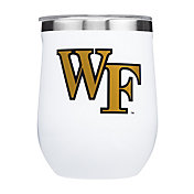 Corkcicle Wake Forest Demon Deacons 12oz. Stemless Glass