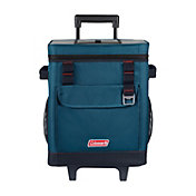 Coleman 42-Can Soft Cooler with Wheels