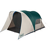 Coleman 4-Person Cabin Tent with Screened Porch