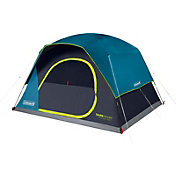 Coleman Dark Room Skydome 6-Person Tent