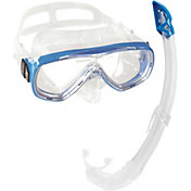 Cressi Onda and Mexico Snorkel Mask Combo