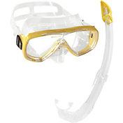 Cressi Onda and Mexico Snorkel Mask Combo