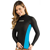 Cressi Women's Long Sleeve Rash Guard